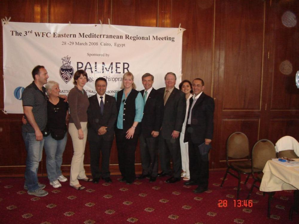 3rd EMME regional meeting. March 2003 Cairo Egypt